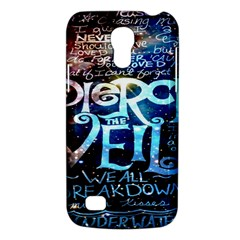 Pierce The Veil Quote Galaxy Nebula Galaxy S4 Mini