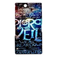 Pierce The Veil Quote Galaxy Nebula Sony Xperia Z Ultra