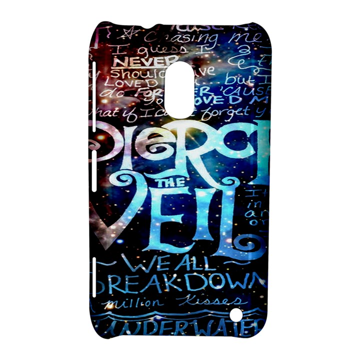 Pierce The Veil Quote Galaxy Nebula Nokia Lumia 620