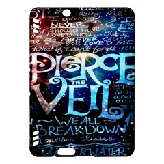Pierce The Veil Quote Galaxy Nebula Kindle Fire HDX Hardshell Case