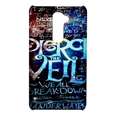 Pierce The Veil Quote Galaxy Nebula LG G2