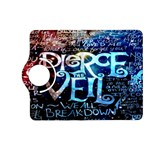 Pierce The Veil Quote Galaxy Nebula Kindle Fire HD (2013) Flip 360 Case Front