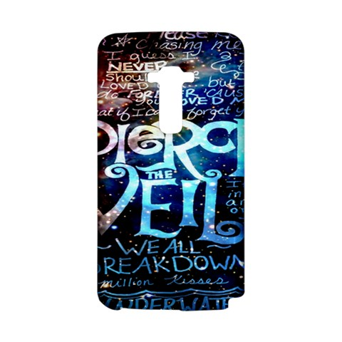 Pierce The Veil Quote Galaxy Nebula LG G Flex