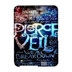 Pierce The Veil Quote Galaxy Nebula Amazon Kindle Fire (2012) Hardshell Case