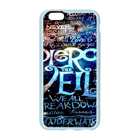 Pierce The Veil Quote Galaxy Nebula Apple Seamless iPhone 6/6S Case (Color)