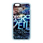 Pierce The Veil Quote Galaxy Nebula Apple Seamless iPhone 6/6S Case (Color) Front