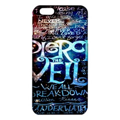 Pierce The Veil Quote Galaxy Nebula iPhone 6 Plus/6S Plus TPU Case