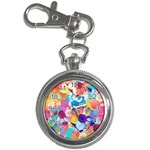 Anemones Key Chain Watches Front