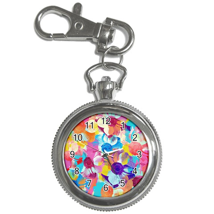 Anemones Key Chain Watches