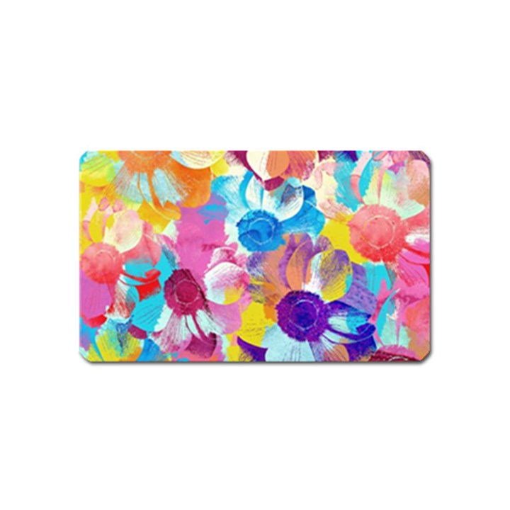 Anemones Magnet (Name Card)
