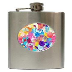 Anemones Hip Flask (6 oz)