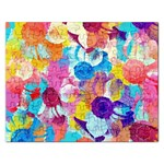 Anemones Rectangular Jigsaw Puzzl Front