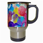 Anemones Travel Mugs (White) Right