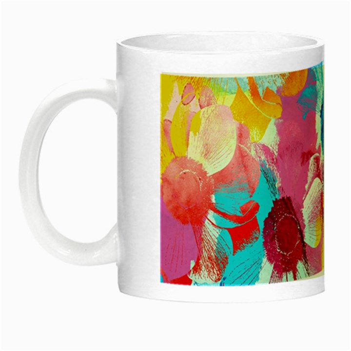 Anemones Night Luminous Mugs