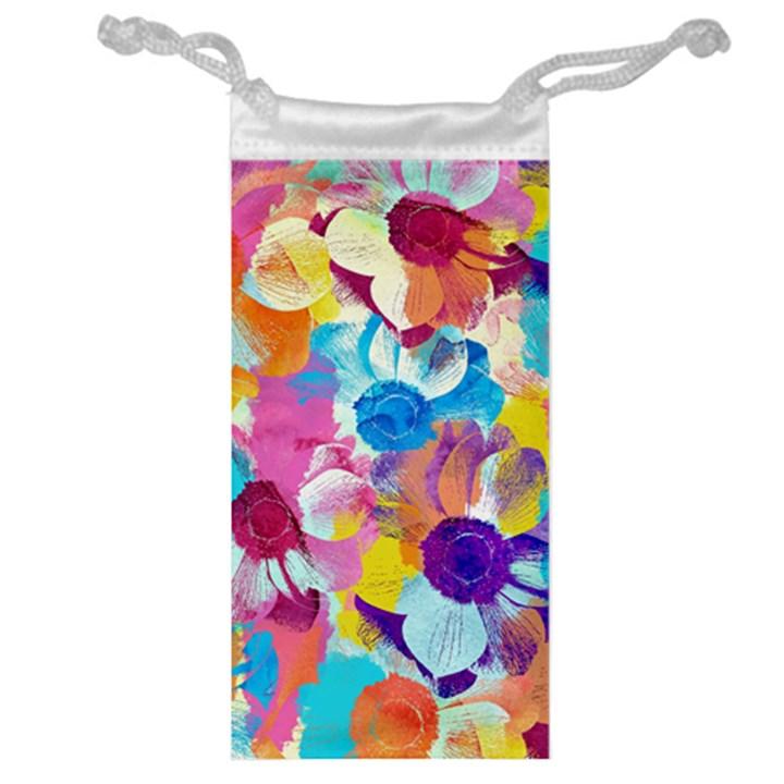 Anemones Jewelry Bags