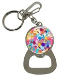 Anemones Bottle Opener Key Chains Front