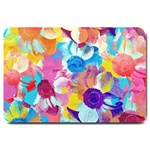 Anemones Large Doormat  30 x20 Door Mat - 1