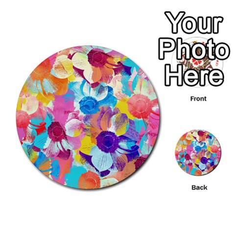 Anemones Multi-purpose Cards (Round)
