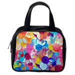 Anemones Classic Handbags (One Side) Front