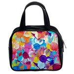 Anemones Classic Handbags (2 Sides) Front