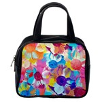 Anemones Classic Handbags (2 Sides) Back