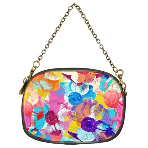 Anemones Chain Purses (Two Sides)