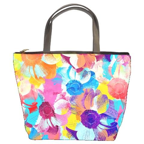 Anemones Bucket Bags