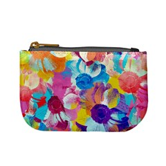 Anemones Mini Coin Purses