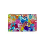 Anemones Cosmetic Bag (Small)  Front