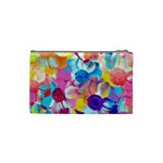 Anemones Cosmetic Bag (Small)  Back