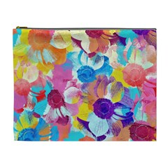 Anemones Cosmetic Bag (XL)