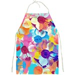 Anemones Full Print Aprons Front
