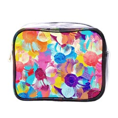 Anemones Mini Toiletries Bags