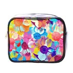 Anemones Mini Toiletries Bags Front