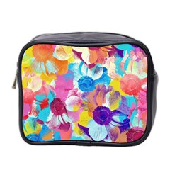 Anemones Mini Toiletries Bag 2 Side