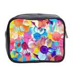 Anemones Mini Toiletries Bag 2-Side Back
