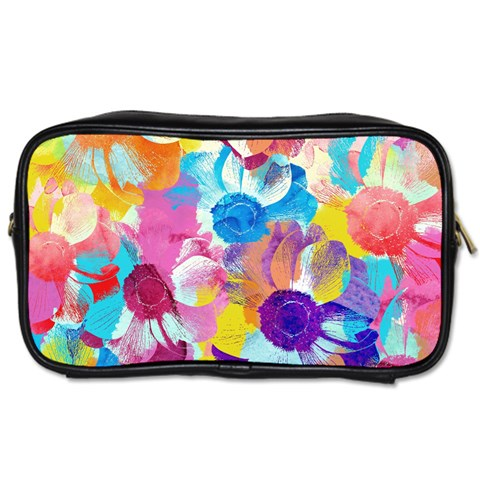 Anemones Toiletries Bags