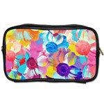 Anemones Toiletries Bags 2-Side Front