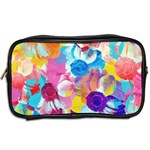 Anemones Toiletries Bags 2-Side Back