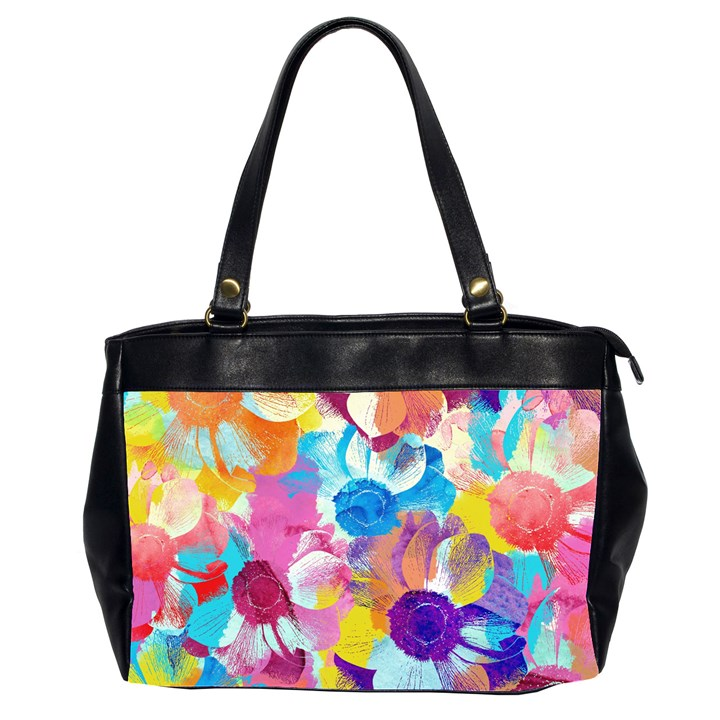Anemones Office Handbags (2 Sides)