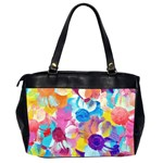 Anemones Office Handbags (2 Sides)  Back