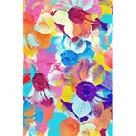 Anemones 5.5  x 8.5  Notebooks Back Cover