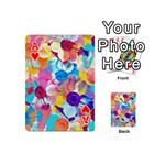 Anemones Playing Cards 54 (Mini)  Front - HeartA