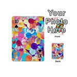 Anemones Playing Cards 54 (Mini)  Front - Spade10