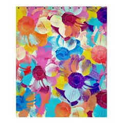 Anemones Shower Curtain 60  x 72  (Medium)