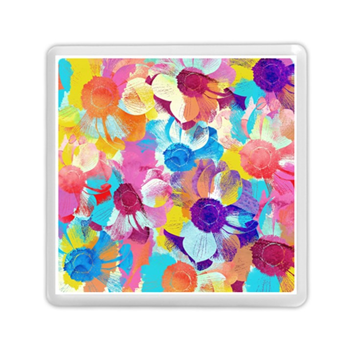 Anemones Memory Card Reader (Square)