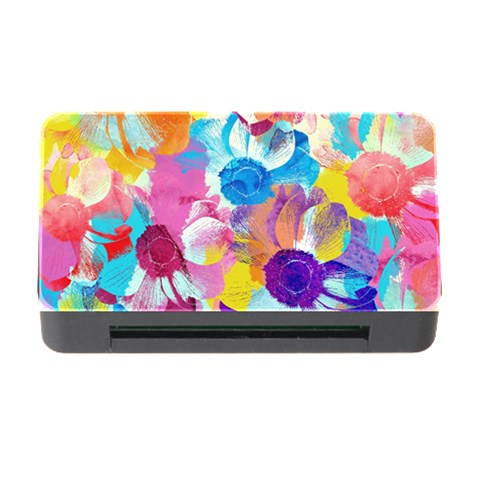 Anemones Memory Card Reader with CF