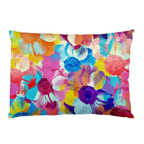 Anemones Pillow Case (Two Sides)