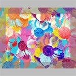 Anemones Deluxe Canvas 16  x 12   16  x 12  x 1.5  Stretched Canvas