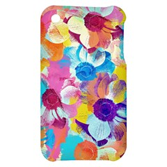 Anemones Apple iPhone 3G/3GS Hardshell Case